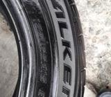 185/65×15 Falken Japan Used Tyres Set