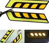 Car LED Day Time Light with Signal (2in1)