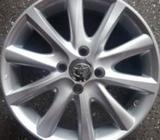 15' Alloy Wheels - Shaw027