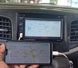 Suzuki Wagon R GPS Navigation YouTube DVD Player
