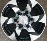 14' ALLOY WHEELS - SMAW028