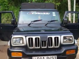 Bolero Maxi Truck In Sri Lanka Cars Sri Lanka