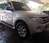 Mitsubishi Montero GLS 2014