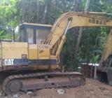 Cat E 120 B Excavator