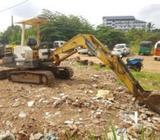 Yanmar B 27 Excavator