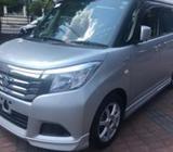 Suzuki Solio Hybrid Can Exchange 2016
