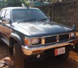 Toyota Hilux Double Cab LN 107 1995