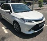 Toyota Axio NKE 165 2015
