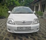 Toyota Corolla NZE 121 2003