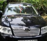 Toyota Corolla 121 2005