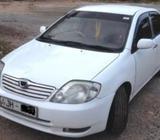 Toyota Corolla 121 X Grade 2000