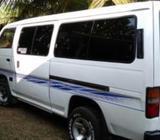 Nissan caravan 1990
