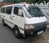 Toyota Dolphin 2000