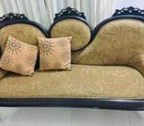 Crown Sofa Set