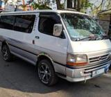 Toyota Dolphin 172 S/GL 2002