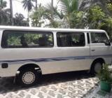 Nissan Caravan VRG 1984