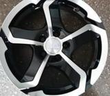 15' ALLOY WHEELS - SMAW029
