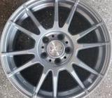 15' ALLOY WHEELS - SMAW012