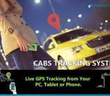 Taxi GPS Tracking System