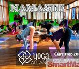 Yoga Teacher Training in Rishikesh, India- CYI - RYS 2018