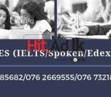 teacher of english (ielts / spoken / edexcel / cambridge / local etc.)