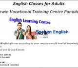english classes for adults panadura