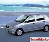 Suzuki ALTO for rent
