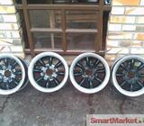 Recondition Alloy Wheel Set