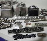 Toyota Ke 2 & Corolla Badges