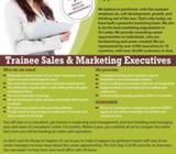 Trainee Marketing Executive