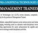 Job Vacancies at Lanka Logistics & Technologies Ltd