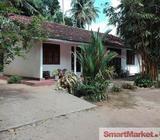 Valuable Property for Sale at Minuwangoda