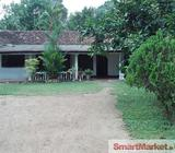 Land with a House for Sale AT Yakkala