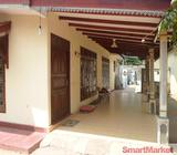 Valuable land with house in Nugegoda area