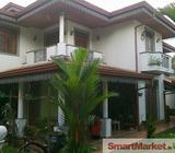 Two Storied House with 5 Bedrooms at Kelaniya