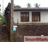 10 Perch Flat Land with House near Pannipitiya Town