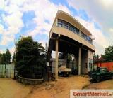 445 Perch Land with Commercial Building for Sale in Kelaniya