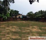 A Valuable Commercial/ Residential Land in Ja- Ela