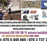 all satellite installation