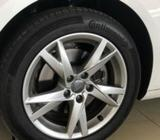 17 Alloy Wheels With New Tyres