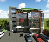 be a part of distinguish address - modern four (4) story commercial building in prime high-visibilit