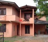 fully tiled upstairs house in highly residential area in muhandiram samarakoon mw, off biyagama rd,