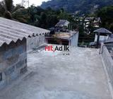 partially built 2 story house for sale - kandy