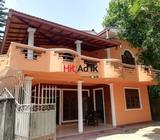 two storied house for rent in homagama