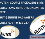Hutch Couple Sims Sale