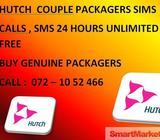 HUTCH COUPLE SIM