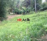 200 perches ocean view land for sale in weligama