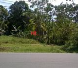 land for sale in horana face to moragahena piliyandala road
