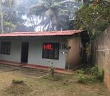 35 perches land + house for sale