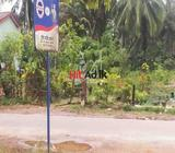 58p land with house for sale in homagama